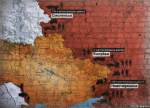 Росія перекидає до українського кордону тисячі військових і сотні танків: що відбувається