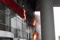 У Москві спалахнула масштабна пожежа, триває евакуація: кадри з місця НП