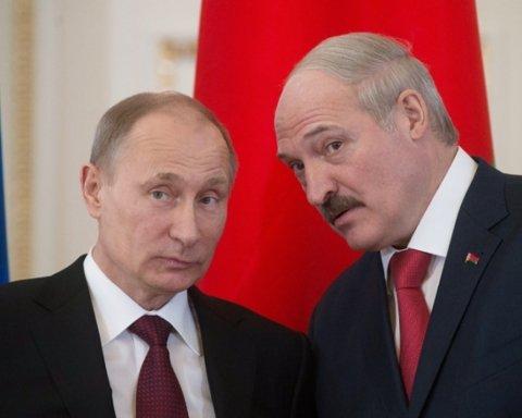 Набридли один одному: з'явилось відео з дивною промовою Лукашенка на зустрічі з Путіним