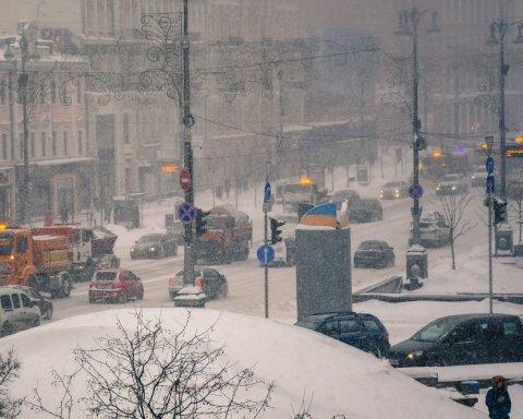 Часть Украины засыплет снегом: кому не повезло