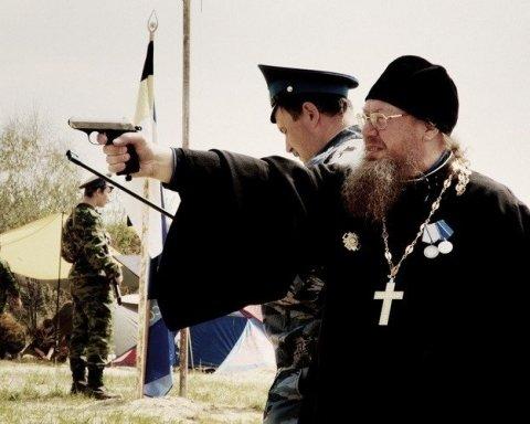 Як Московський патріархат допомагає бойовикам: у мережі показали фото