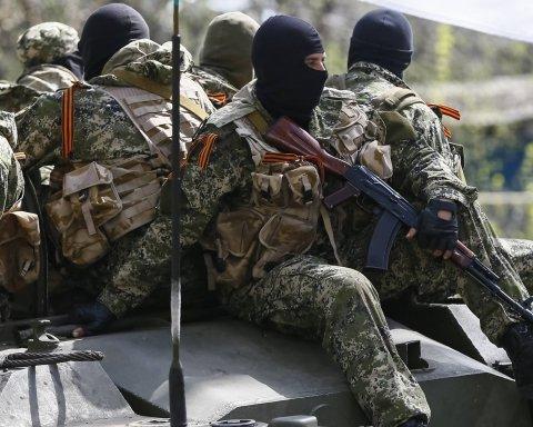 Боевики «ДНР-ЛНР» отличились аномальным поведением на Донбассе