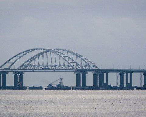 Морская блокада Украины: появились фото того, что творит Россия