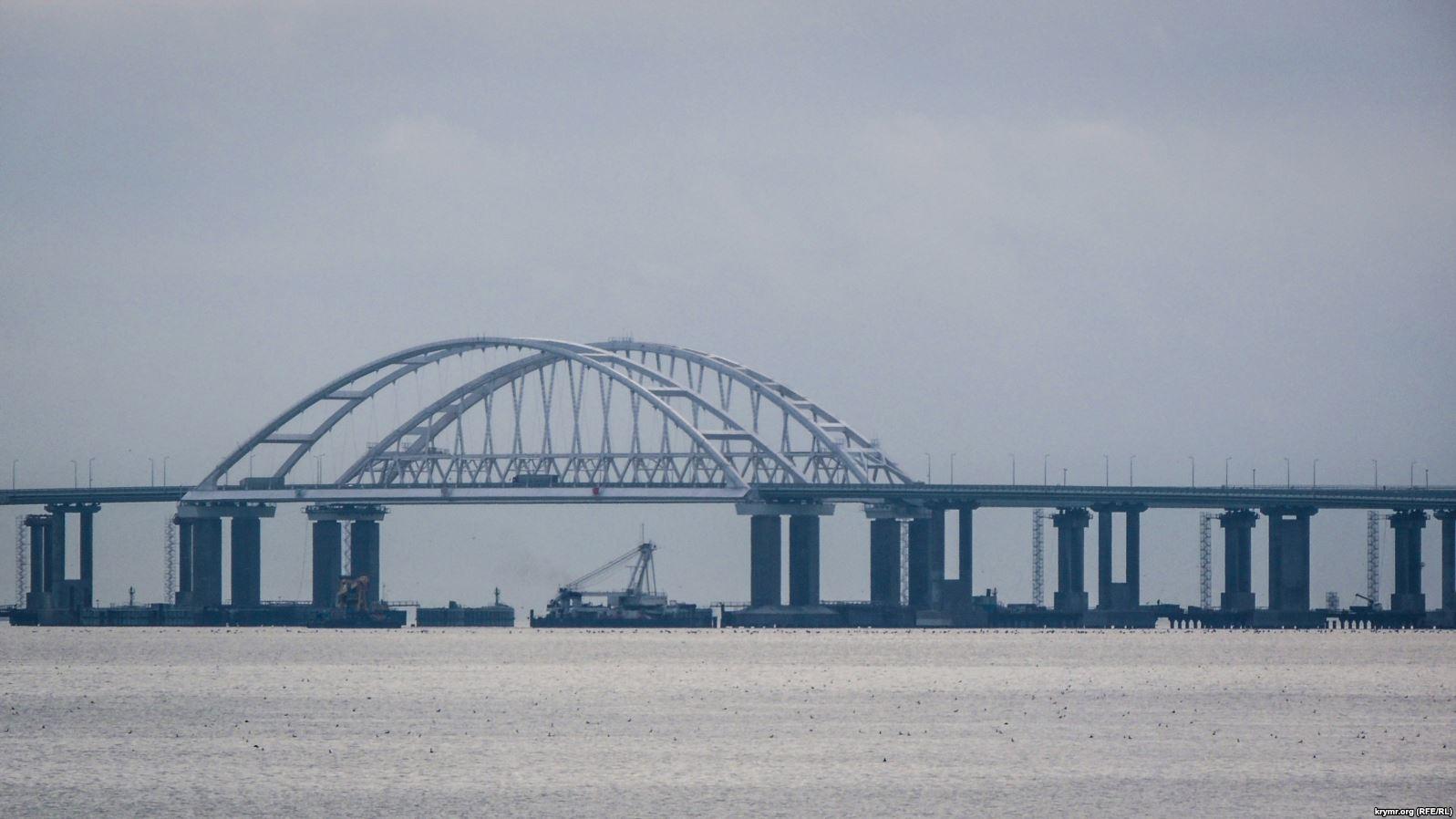 Ситуація катастрофічна: в Україні зробили тривожну заяву про стан Керченського мосту