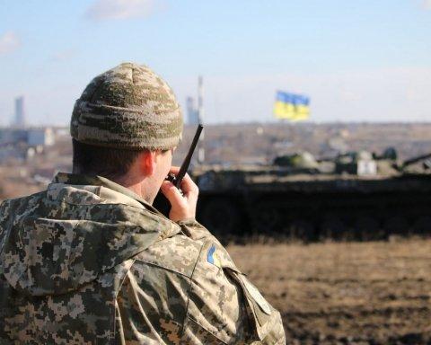 Українські бійці під кулями вшанували пам'ять загиблого сепаратиста – вражаюча історія з фронту