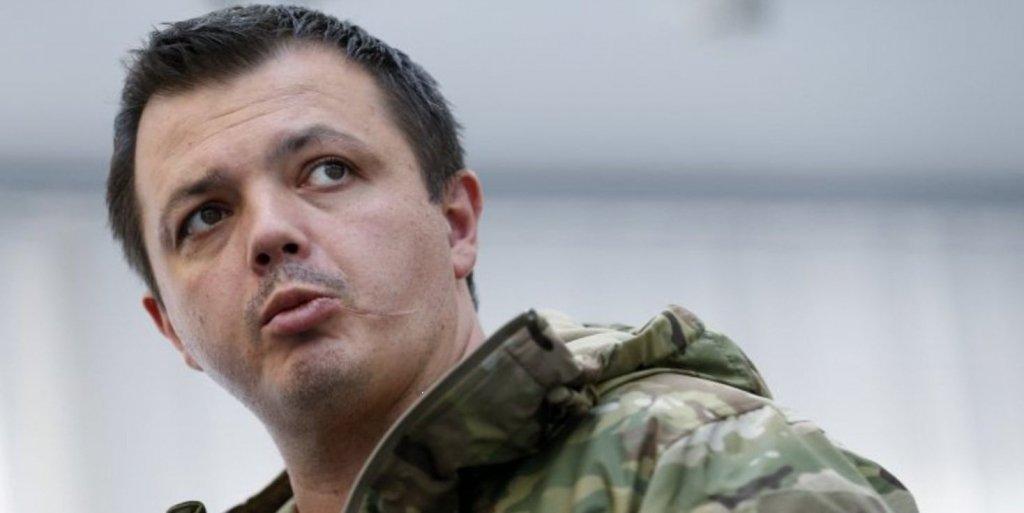 Семена Семенченко снова взяли под стражу: первые подробности