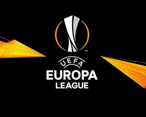 Ліга Європи: результати матчів 6-го туру, відео голів