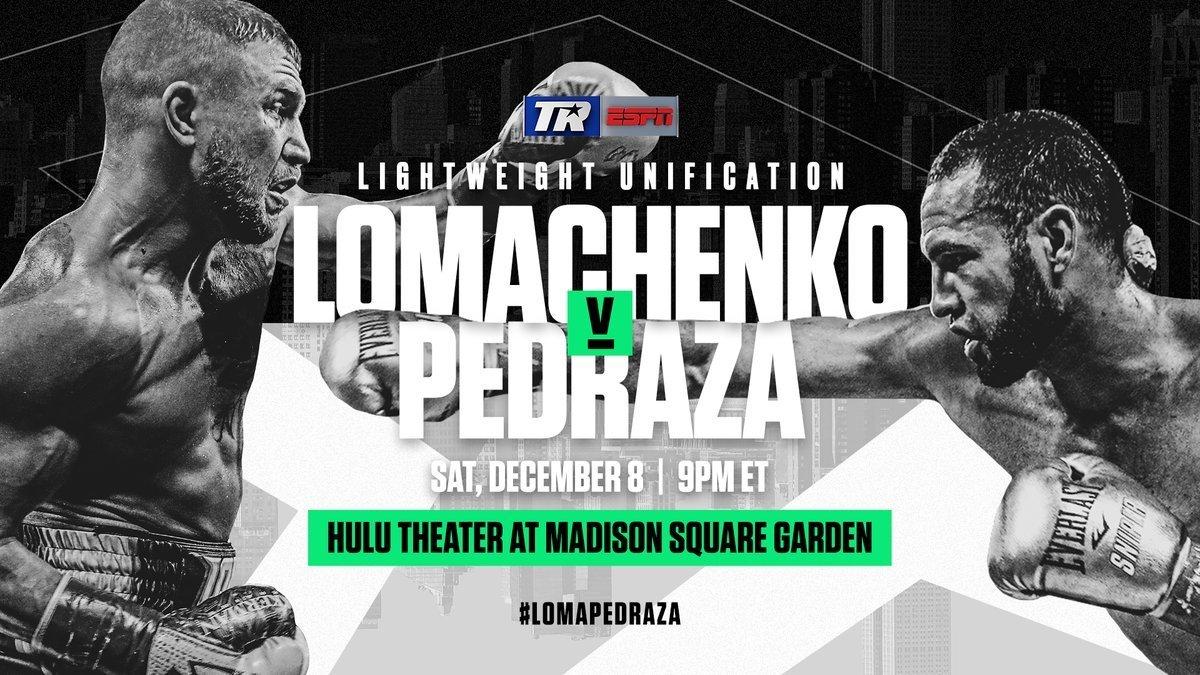 Усик готов к поддержке Ломаченко в бою с Педрасой: появилось фото