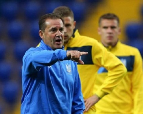 Колишній тренер Динамо зробив скандальну заяву про Росію та Україну