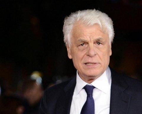 В Украине внесли в черный список культового итальянского актера