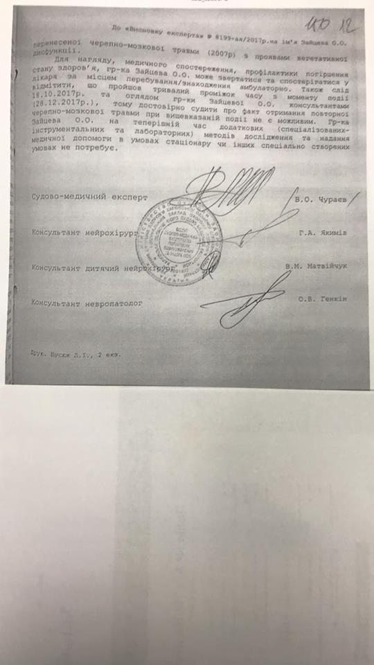 Приховують документи Зайцевої: у розслідуванні смертельної ДТП у Харкові несподіваний поворот