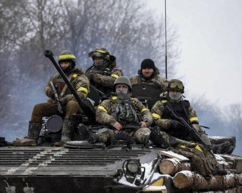 Украинские воины ликвидировали боевиков на Донбассе: появилось видео
