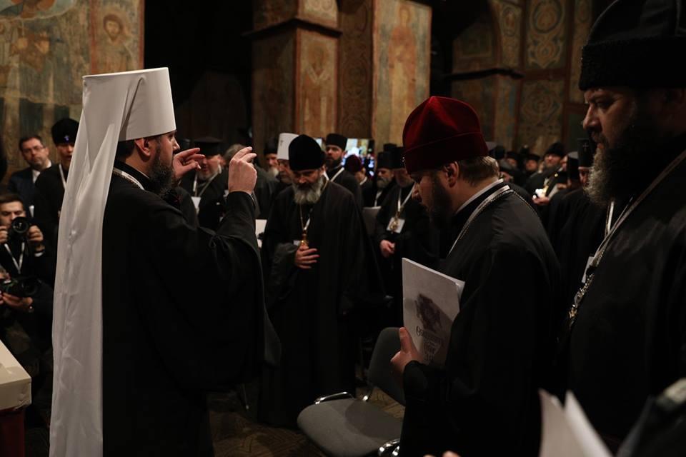 Об'єднавчий собор: розкрито інтригу обрання Епіфанія митрополитом