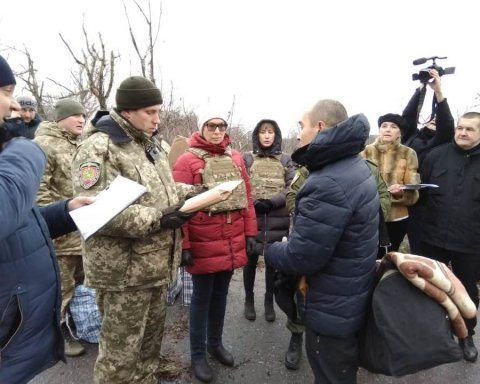 Бойовики передали Україні 42 ув'язнених з окупованого Донбасу