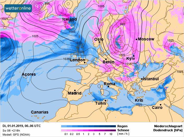 На Новий рік Україну атакує циклон: синоптик дала важливий прогноз погоди