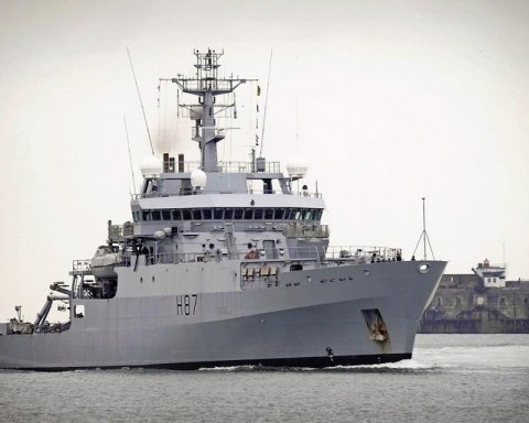 Конфликт возле Азова: корабль НАТО внезапно зашел в Черное море