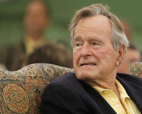 Смерть Джорджа Буша-старшого: у Росії приголомшили коментарем