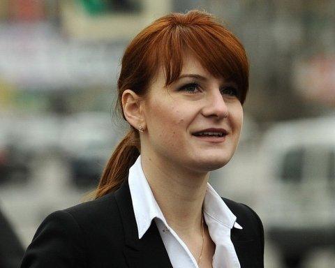 Визнання провини Бутіною: що загрожує російській шпигунці у США