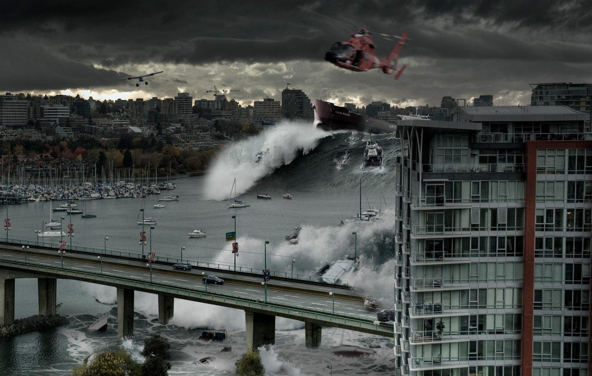 По Земле прокатится гигантское цунами: человечеству предрекли новую катастрофу