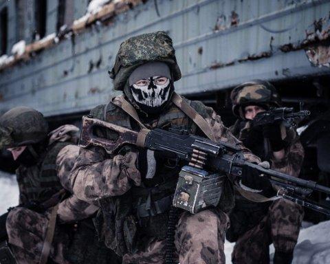 В Донецке обострилась война: звуки боя попали на видео