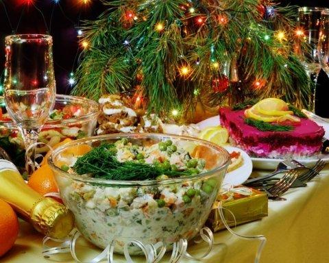 Готовьте кошельки: сколько денег придется отдать за новогодний стол украинцам