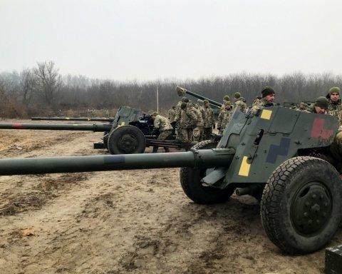 Українські бійці показали готовність протистояти агресії: опубліковано вражаючі фото