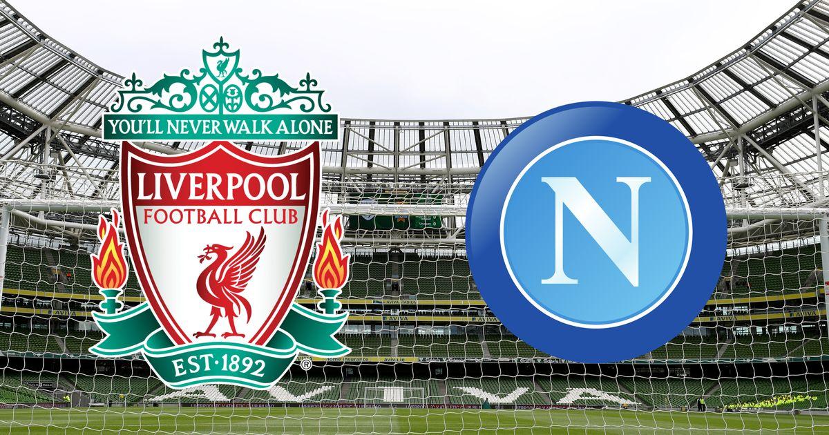 Ливерпуль — Наполи: где смотреть онлайн матч Лиги чемпионов