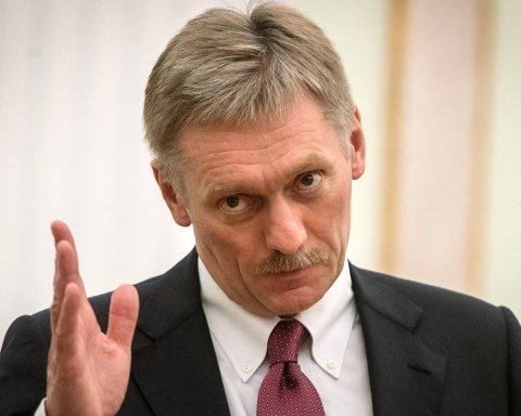 Ми нічого не знаємо: у Кремлі відхрестилися від захоплених українських катерів