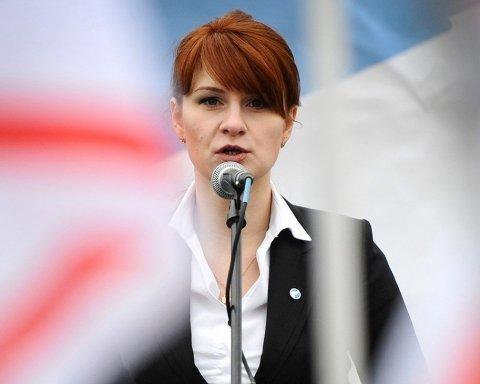 У США відбувся суд над Бутіною: російська шпигунка зробила гучну заяву