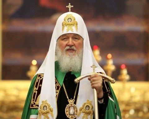 Томос для України: з'явилося відео з погрозами патріарха Кирила
