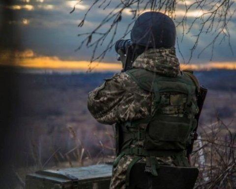 Тривожні новини з Донбасу: український боєць отримав поранення