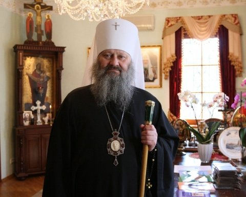 І ця людина – митрополит: одіозному противнику томосу присвятили жорсткий вірш