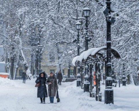 Сніг і мороз 10 градусів: синоптики розповіли, кому з українців не пощастило