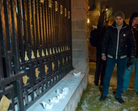 В Беларуси наказали участников антироссийской акции: подробности