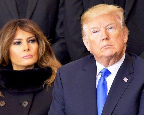 Трамп із дружиною приїхав на війну: з'явилось фото