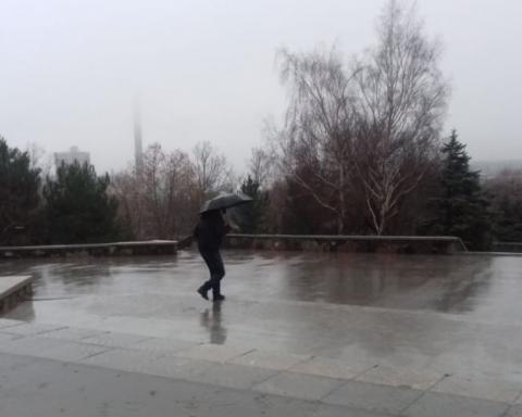 Оккупированный Крым страдает от стихии: появилось видео