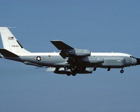 Американский самолет над Крымом: Россия пошла на резкий шаг