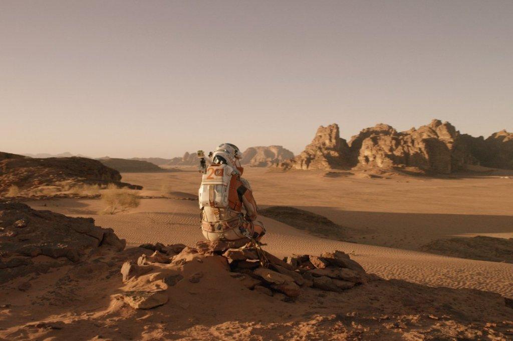 Как будут выглядеть люди на Марсе: фото, из-за которых вы не захотите лететь на Красную планету