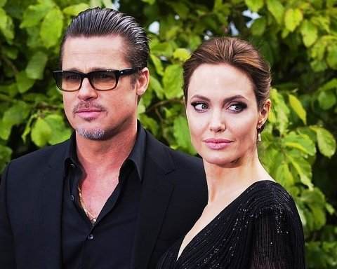 Анджеліна Джолі і Бред Пітт поділили дітей