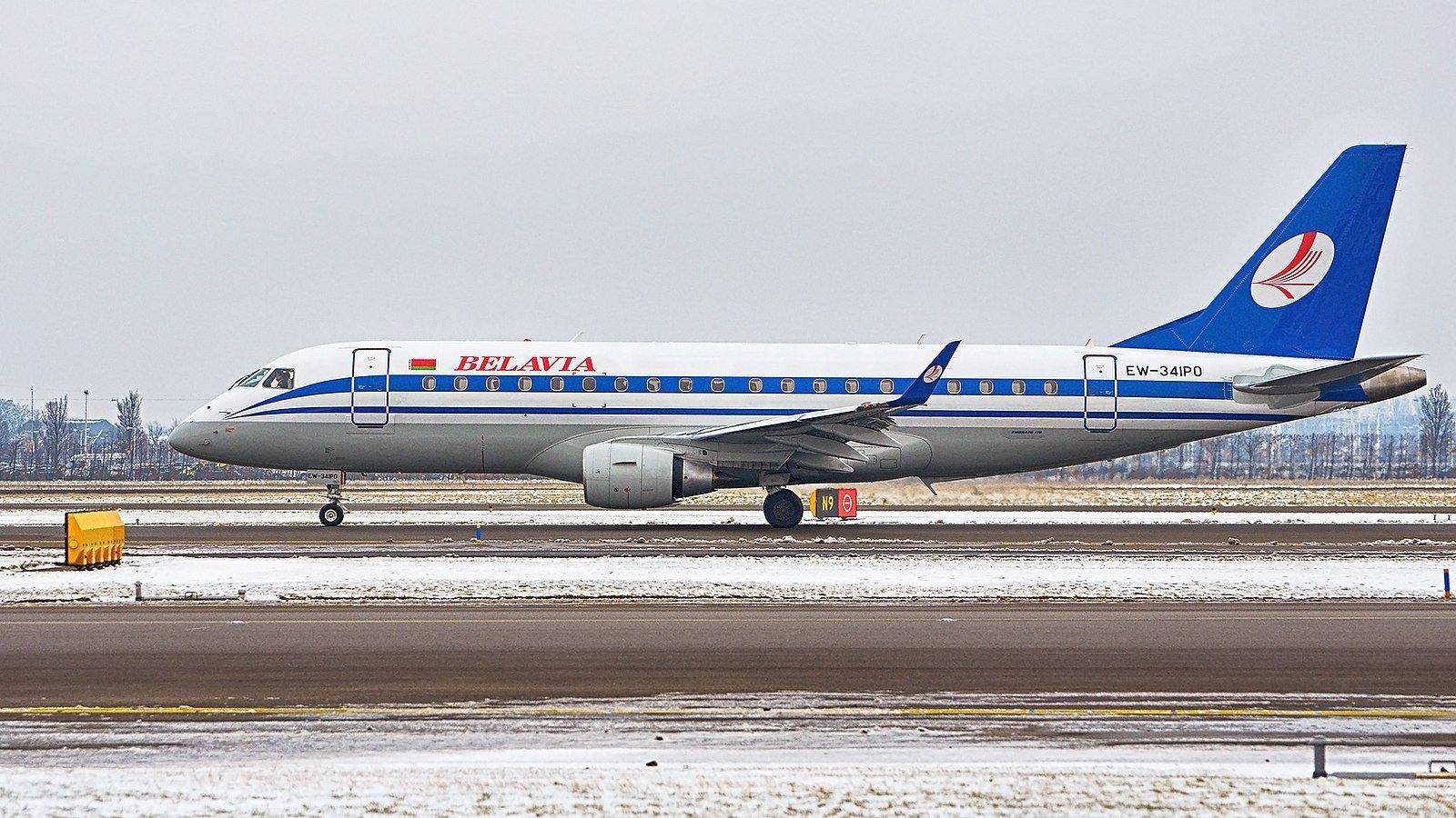 Авария с самолетом в Борисполе: новые подробности и фото