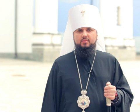 Маємо повернути: Епіфаній зробив заяву про дату Різдва, Крим і Донбас