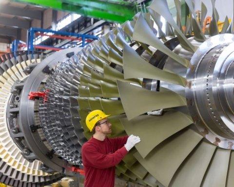 В окупованому Криму почалися чергові проблеми зі скандальними турбінами Siemens