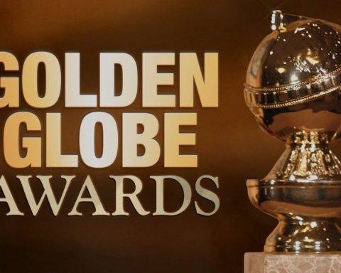 Оголошено номінантів премії «Золотий глобус»