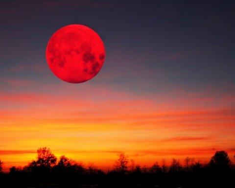 Кровавая Луна: астрономы определились с датой, кто увидит необычайно красивое явление