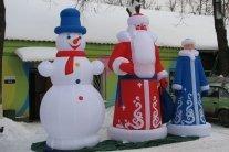 У Росії влаштували масове повішення з нагоди Нового року: у мережі показали фото