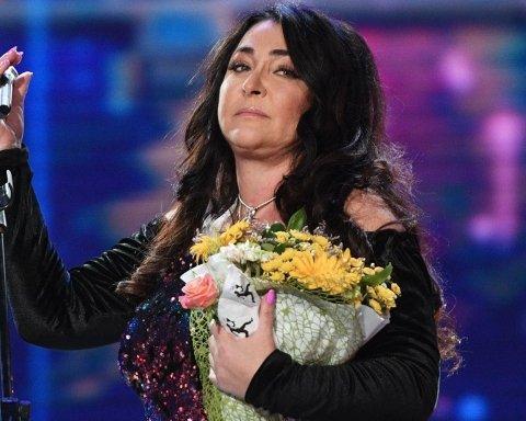 Скандальная российская певица обвинила Украину в своей маленькой пенсии