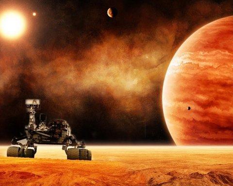 На Марсе нашли причудливую пирамиду: что нужно знать о находках Красной планеты