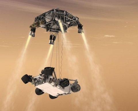 В NASA рассказали как будут искать жизнь на Марсе