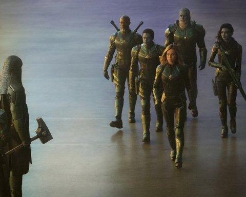 """Розв'язка четвертих """"Месників"""": вийшов новий трейлер фільму """"Капітан Марвел"""""""
