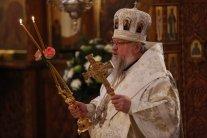 »Московского» митрополита, которого награждал Путин, не выпускают из Донецка